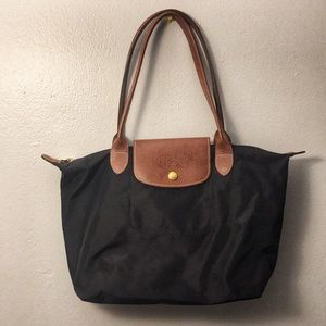 Longchamp Le Pliage Shopping Tote Bag Purse